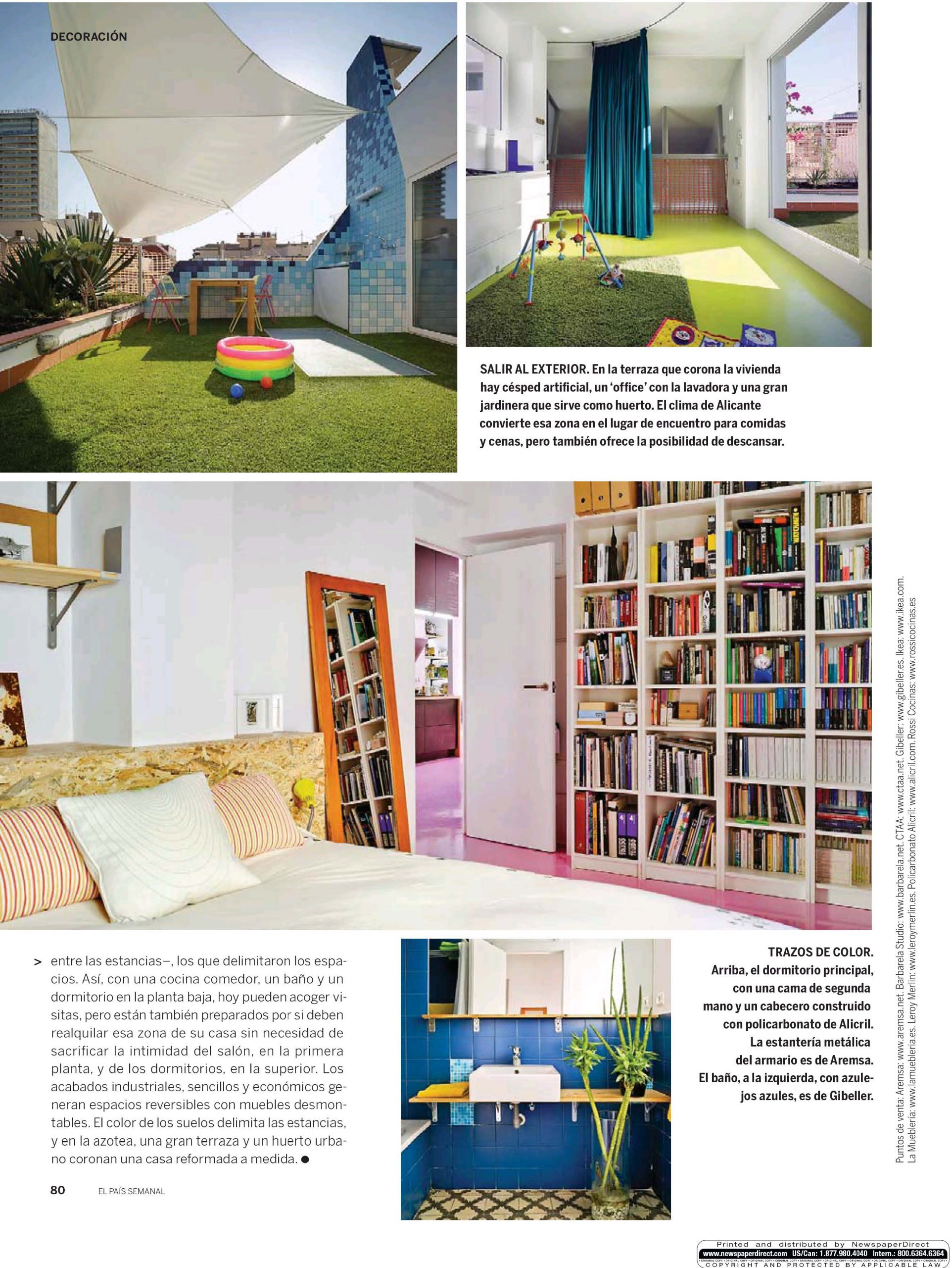 Casa lulú EL PAIS SEMANAL