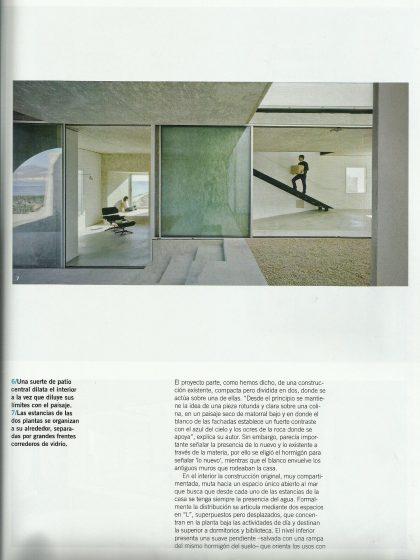 Casa Alien, Revista Diseño Interior