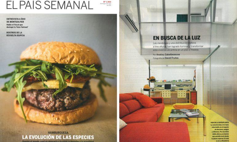 En Busca De La Luz, El País Semanal