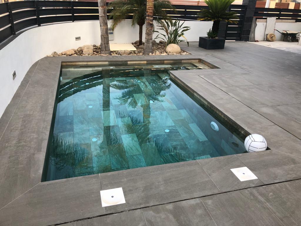 Servicio de diseño de piscinas